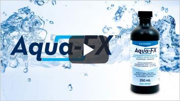 Aqua-FX Dental Waterline Disinfection Kit